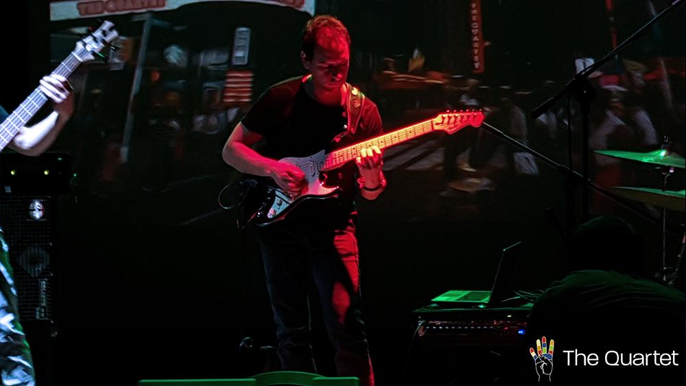 Daniele Giusto - Guitarist