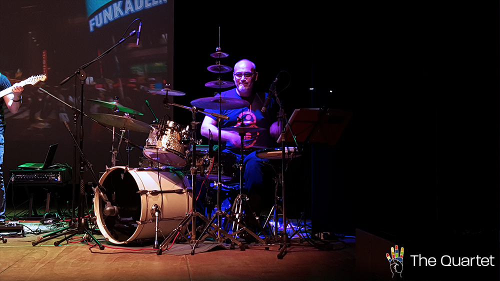 Giulio Caneponi - Drummer