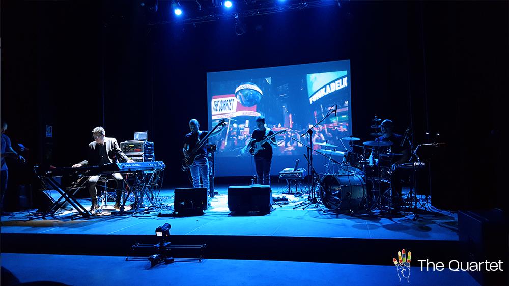 The Quartet Jazz Funk Band